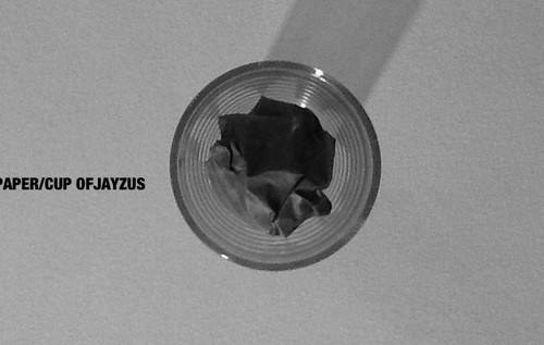 Lupe Fiasco (@LupeFiasco) – Peace Of Paper/Cup Of Jayzus