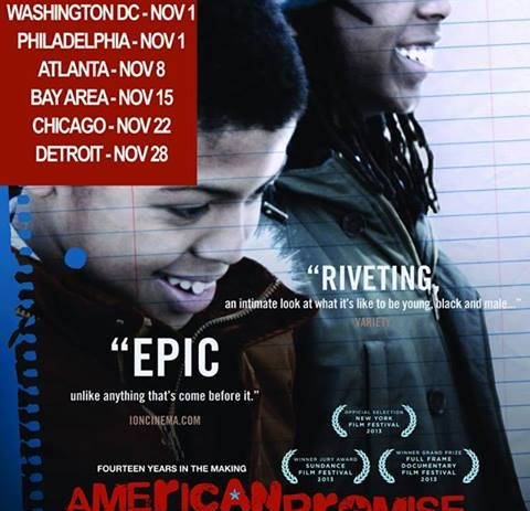 Winner of  Sundance Film Festival: American Promise [Video]