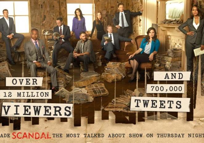 #Scandal: Season 3, Episode 3 – Mrs. Smith Goes to Washington