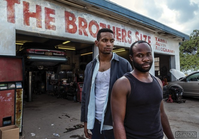 "[EVENT] ""The Brothers Size"" by Tarell Alvin McCraney"