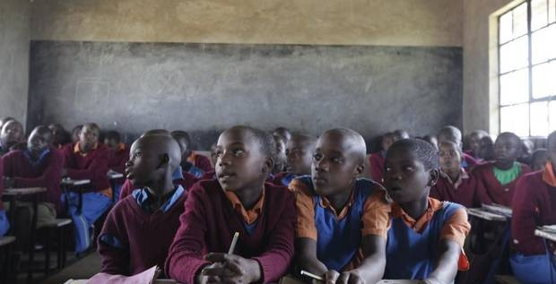 Africa's Next Challenge:  Getting Fully Schooled