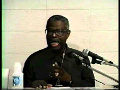 Dr. Ben Jochannan – The Concept Of Maat Understanding [Video]