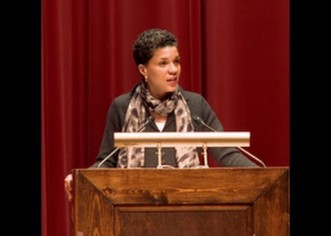 """Michelle Alexander, author of """"The New Jim Crow"""" (@thenewjimcrow) – 2013 George E. Kent Lecture [Video]"""