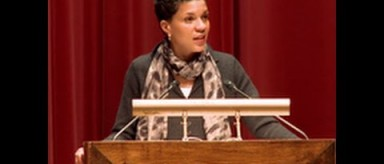 "Michelle Alexander, author of ""The New Jim Crow"" (@thenewjimcrow) – 2013 George E. Kent Lecture [Video]"
