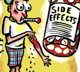 Side Effects (Poem) – By: Mary Appleseed