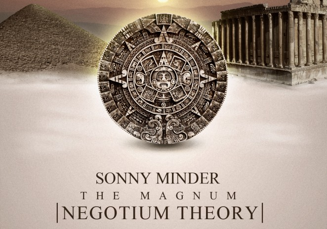 Sonny Minder (@SonnyMinder) – The Magnum Negotium Theory [Album]