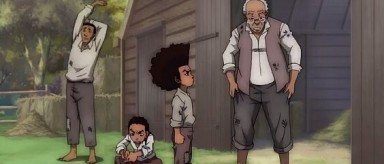 The Boondocks: Season 4, Episode 1 – Pretty Boy Flizzy [Full Video]