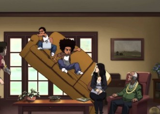 The Boondocks Season 4 Promo Trailer [Video]