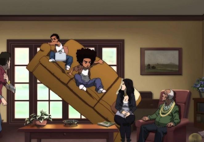 The Boondocks Season 4 Promo Trailer [Video]