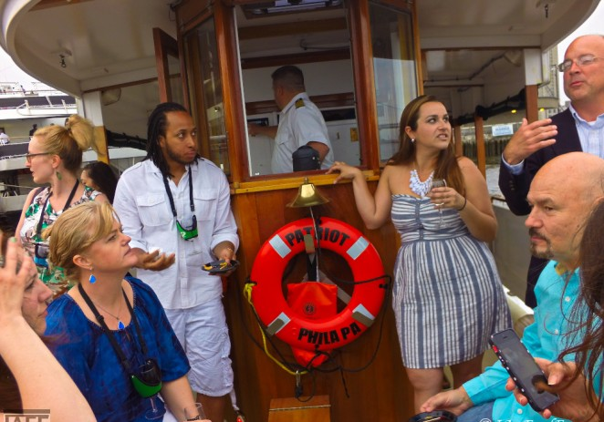 PHOTOS: @PinotBoutique x @Philly_PR_Girl Presents: #SunsetWineCruise Photos By: @IAmFoodFrenzy