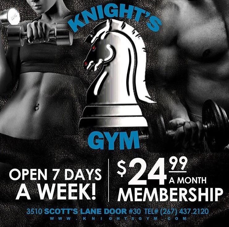 Knights Gym1