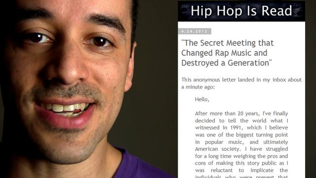 The Hidden Truth About Hip Hop Conspiracy Theories [Video]