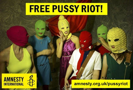 How Pussy Riot Ended Up on Slacker Instead of Spotify