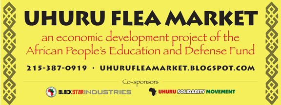 [EVENT] Uhuru Flea Market Season Finale Sat Oct 20th
