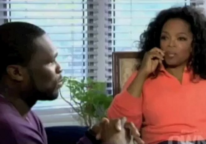 @Oprah Interviews @50Cent For The First Time on OWN #SK [Video]
