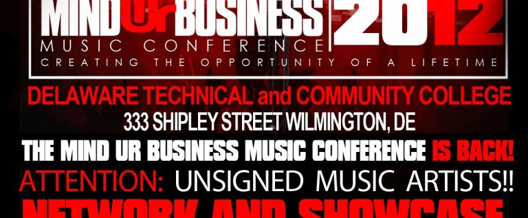 [EVENT] Mind Your Business Music Conference – October 13th, 2012