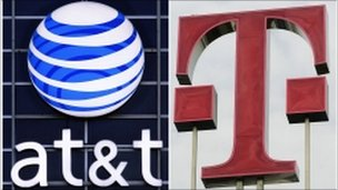 AT&#038;T Ends $39bn Bid For T-Mobile USA