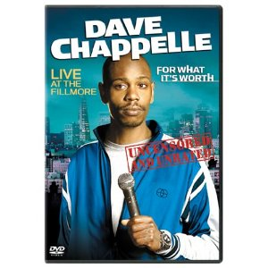 Dave Chappelle – For What It's Worth (Full Video)