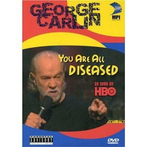 George Carlin – You Are All Diseased (Full Video)