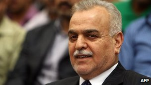 Arrest Warrant For Iraq Vice-President Tariq Al-Hashemi