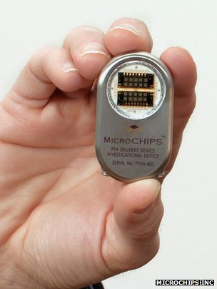 Uh-Oh: Introducing Pharmacy On A Chip