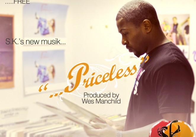 S.K. (@PhillySK) – Priceless (Prod. By @WesManchild)