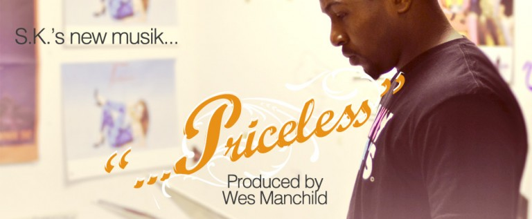 S.K. (@PhillySK) – Priceless (Prod. By @WesManchild)