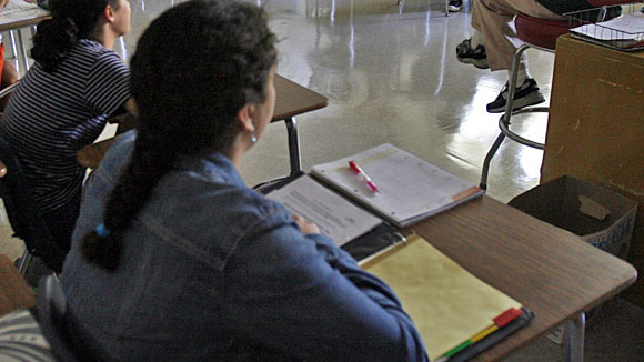California Reports Eighth-Grade Dropout Rate For First Time