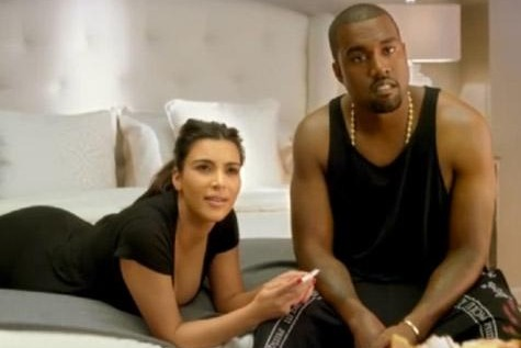 The Powder Room: Kim Kardashian & Kanye West Adding A New Person To Their Relationship [Video]