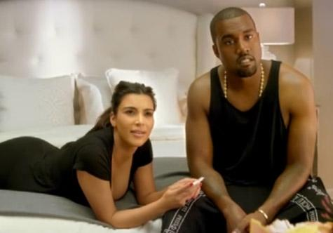 The Powder Room: Kim Kardashian &#038; Kanye West Adding A New Person To Their Relationship [Video]