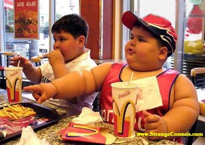 More Salt in Kids' Diets May Mean More Obesity