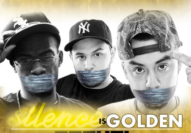 Esohel (@Esohel) – Silence Is Golden featuring Add-2 (@Add2theMC) (Produced by Ricky Dubs) (@RickyThaBarbe)