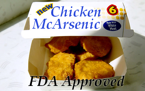FDA Allows Cancer Chemicals In Food