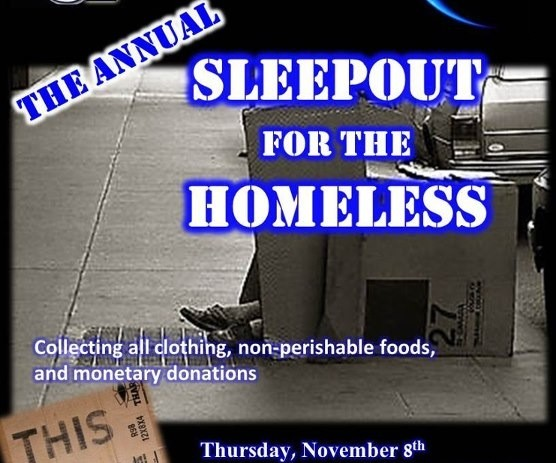 [EVENT] @PhiBetaSigmaInc Presents: The Annual Sleepout For The Homeless