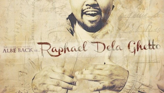 Albe Back – Raphael De La Ghetto (Album)