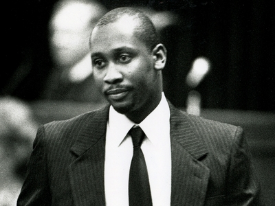 Mumia Abu Jamal – A Message From Martina Correia, Troy Davis' Sister