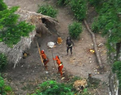 Concerns Swirl Over Safety Of 'Uncontacted' Amazonian Tribe