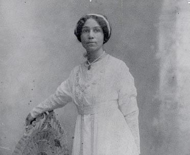 Black History Presents – Daily knowledge: Annie Spencer (Day 29)