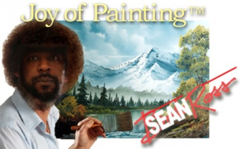 The Joys Of Painting With Sean Price..er Ross [Video]