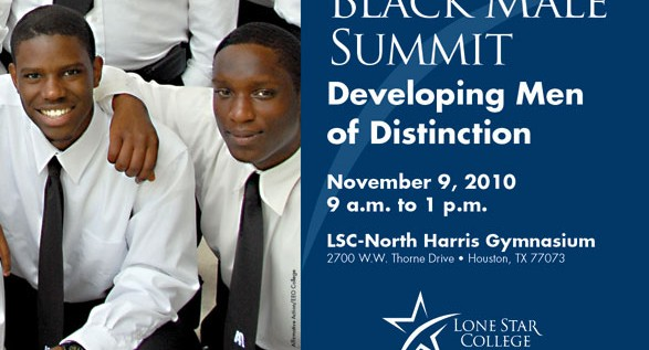 Historic Summit Charts Course To Address Black Male Issues