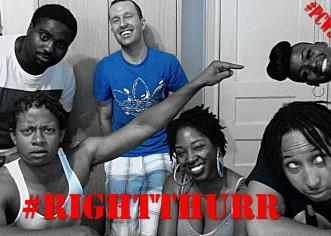 #PodcastWednesdays (@PodcastWeds) S3, Ep2 – #RightThurr w/@PersiaSound @C_StylezSB & Tierra B