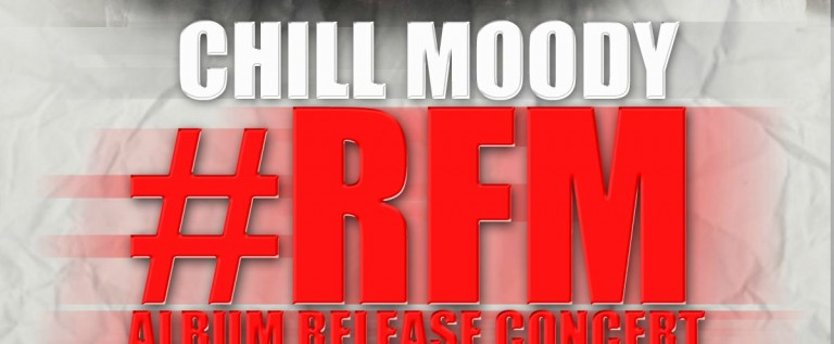 [EVENT] Chill Moody (@ChillMoody) – #RFM Release Concert LIVE @TLAPhilly