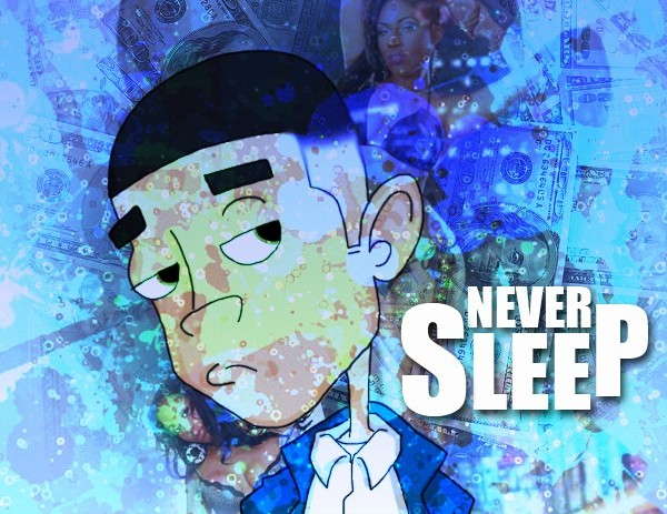 Al1Thing (@Al_1Thing) – Never Sleep (Prod. @JahlilBeats)