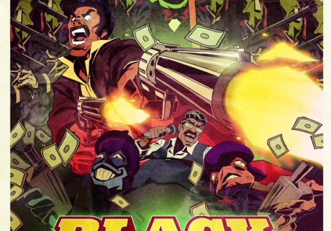 Black Dynamite – S1,Ep 10 (SEASON FINALE) – Seed of Kurtis (aka Father Is Just Another Word for Motherf*cka)