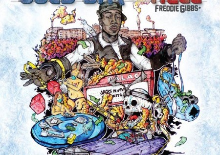 Freddie Gibbs – Cold Day In Hell (Mixtape)