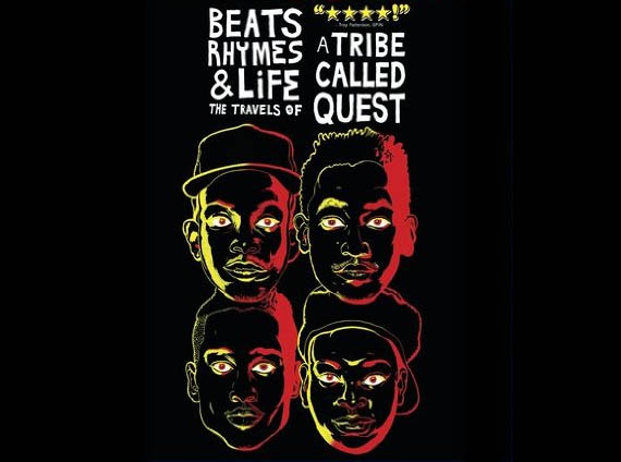 [EVENT] Music Movie Night: A Tribe Called Quest – Beats, Rhymes & Life 1/25/13