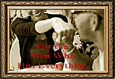For the Man Who Has Everything (Week 8) – Short Story By: Eric Blair
