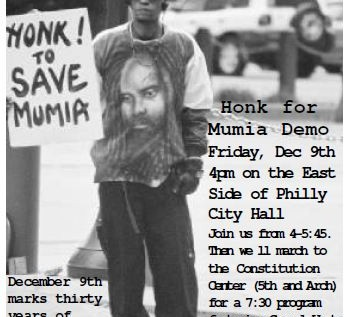 Volunteers Needed for Upcoming Mumia Events