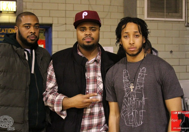 Photos: First Annual Philadelphia Inter-Communal Giveback Feast/Concert