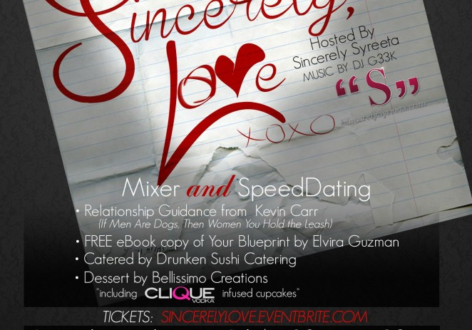 [EVENT] #SincerelyLove Presented By: @SincerelyReeta x @CoutureAtYourDoor X @TabbMGT